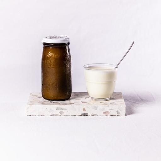 Joghurt mit natürlichem Fettgehalt 250ml