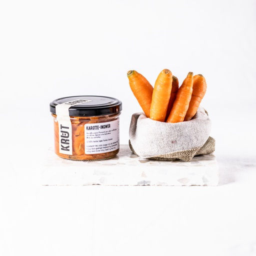 Kimchi Karotte-Ingwer