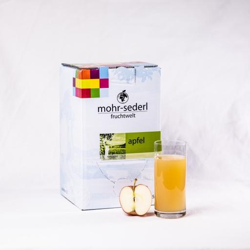 Apfelsaft naturtrüb - Fruchtbox