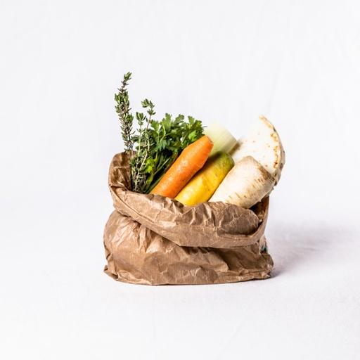 Suppengrün mit Thymian