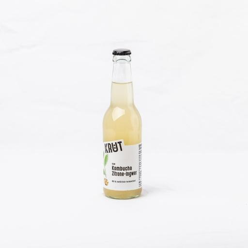 Kombucha Zitrone