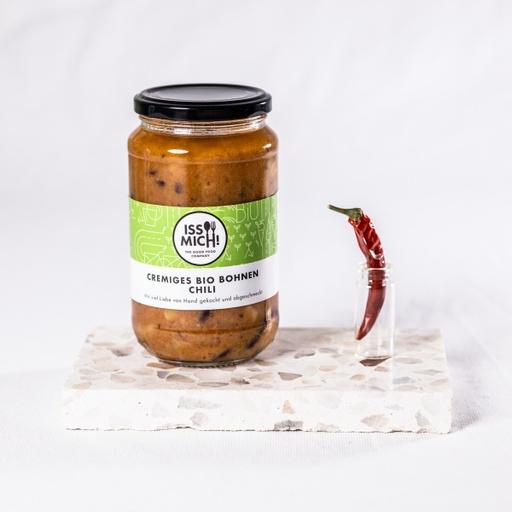 Cremiges Bohnen Chili