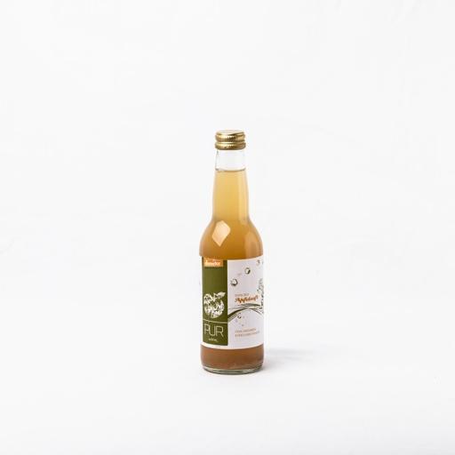 Apfelsaft naturtrüb 0,33l