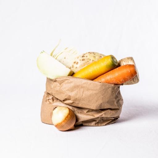 Wiener Gemüsesack