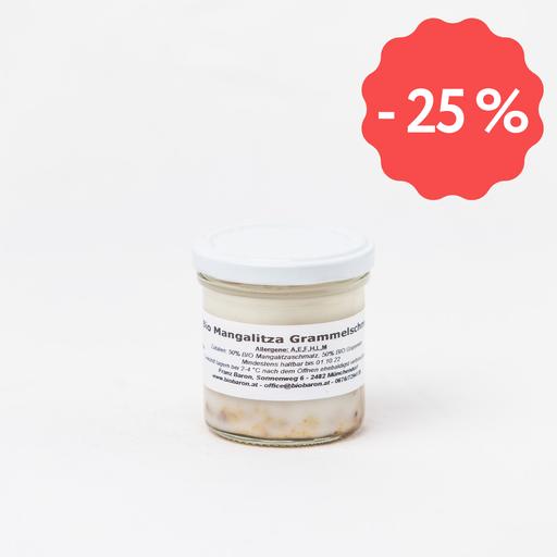 Mangalitza Grammelschmalz